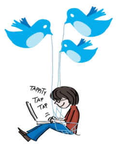 Twitter-writer